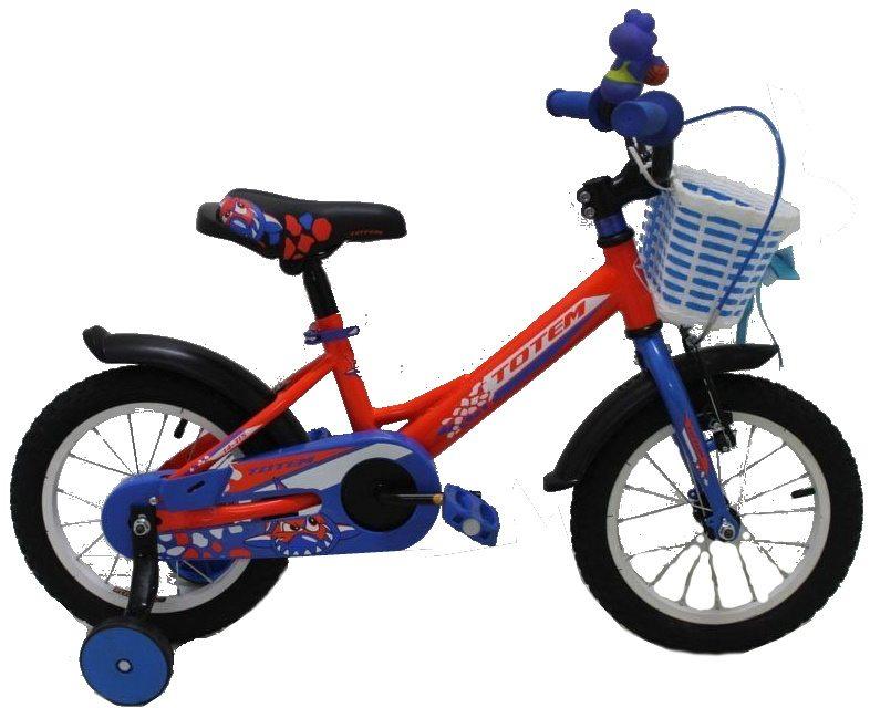 Детский велосипед Totem 14-315