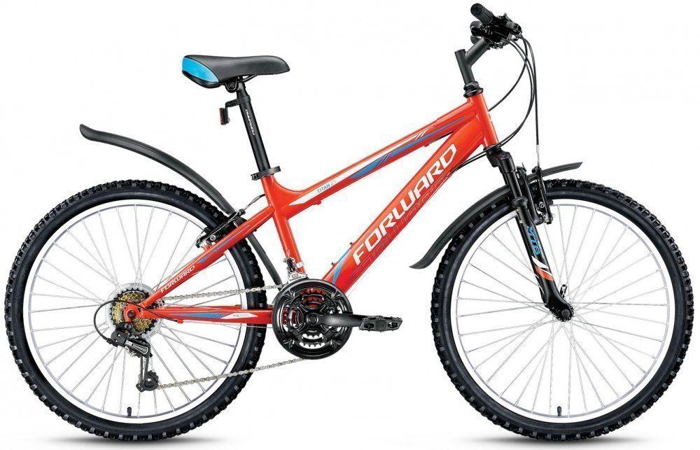 Подростковый велосипед Forward Titan 2.1 (2017-2018)