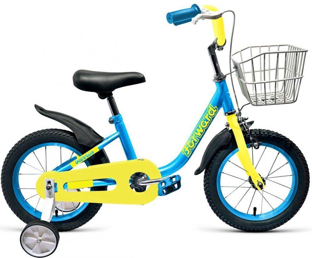 Детский велосипед Forward Barrio 16 (2018-2019)