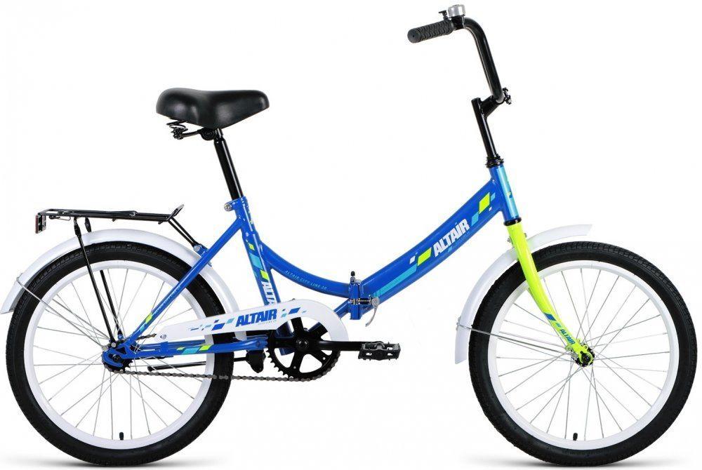 Складной велосипед ALTAIR CITY 20 скл. (2018-2019)