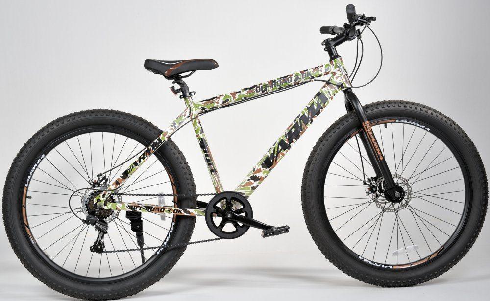 """Горный велосипед 27,5"""" VARMA OFF-ROAD 3.0K 7 ск. ст."""