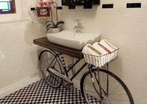 Велосипедная мебель