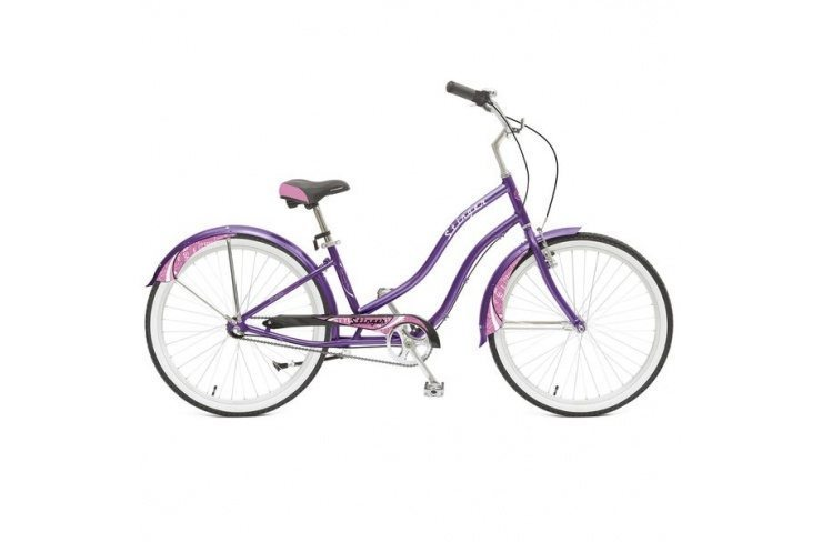 "Велосипед Stinger 26"" CRUISER 3SL алюм."