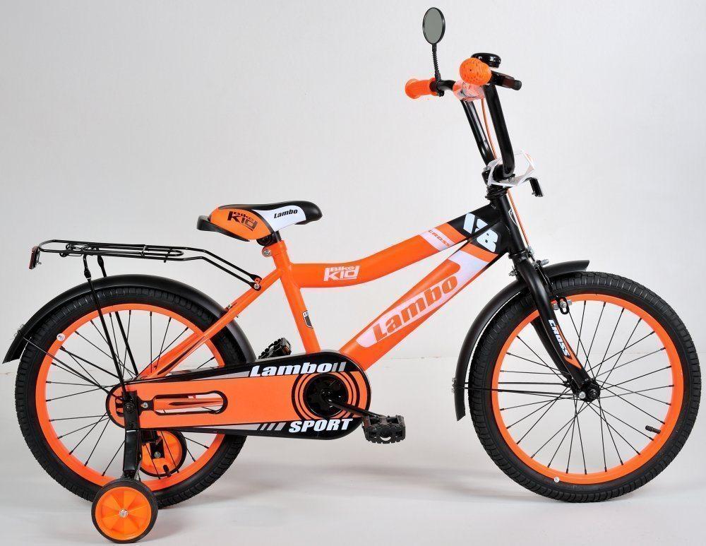 "Детский велосипед 18"" Varma LAMBO"