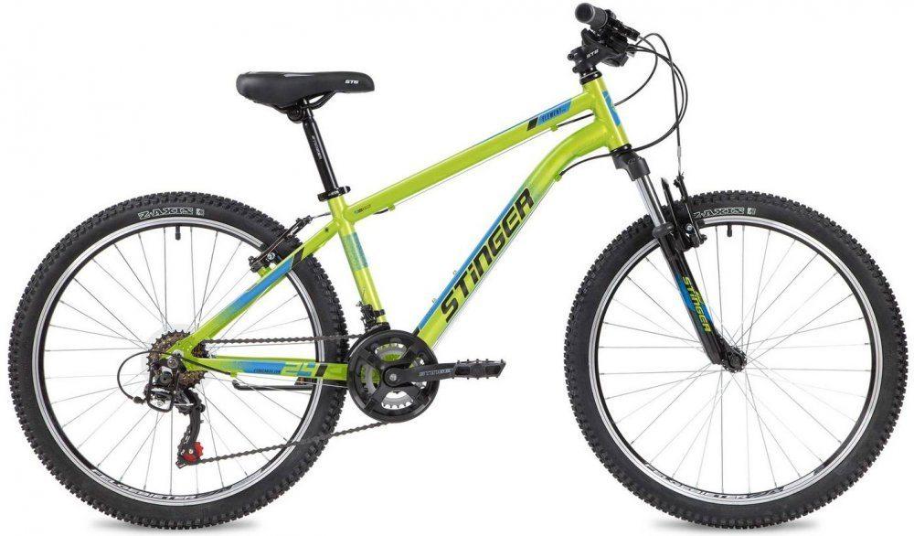 """Подростковый Велосипед Stinger 24"""" Element STD 2020"""
