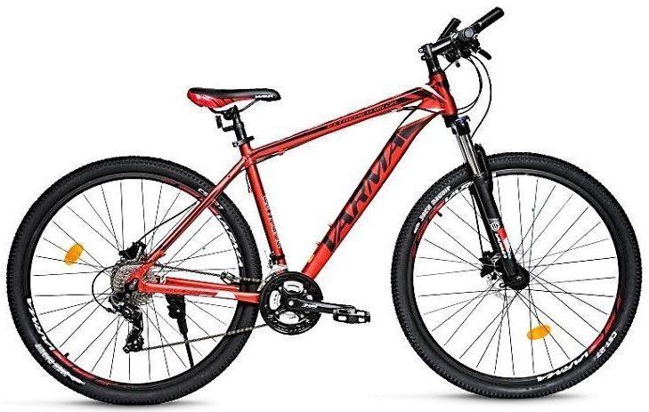 """Горный велосипед 29"""" VARMA EXTREME H 95 DA"""