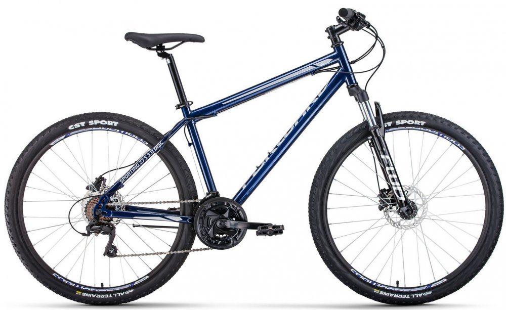 Горный велосипед Forward Sporting 27.5 3.0 disс (2019-2020)