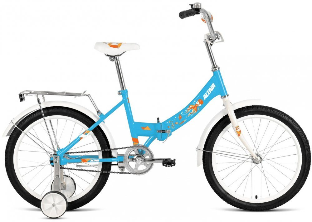 Велосипед детский ALTAIR  CITY  KIDS 20 Compact (2019-2020)