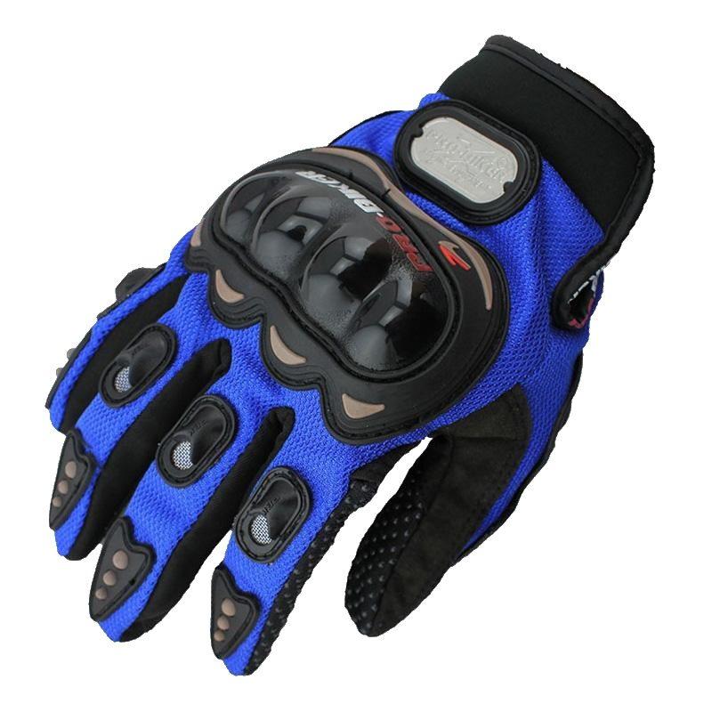 Перчатки MCS-01 blue M (пара)