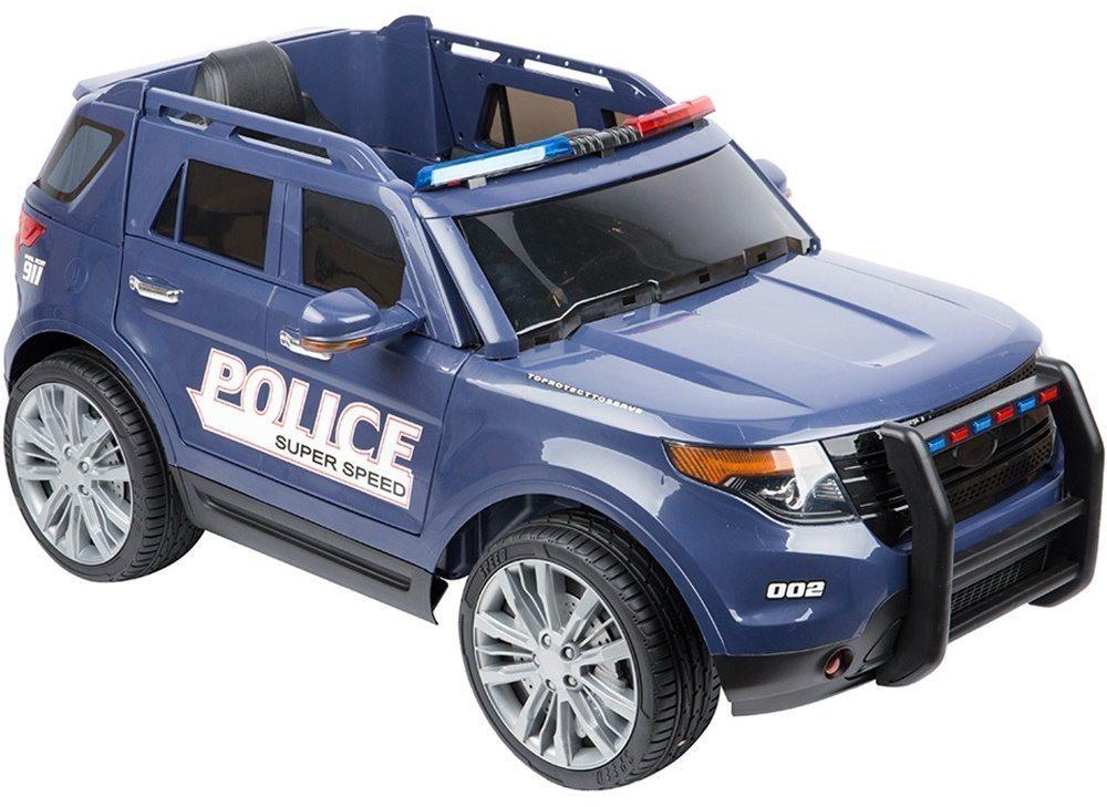 Детский электромобиль Джип Ford Explorer CH 9935
