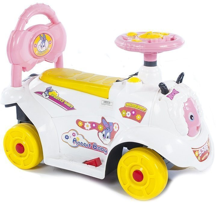 Детский электромобиль Jia-Jia Pretty Baby B27C R/C УЦЕНКА