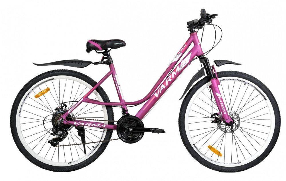 """Горный велосипед 27,5"""" VARMA BELIT H702DAR 21 ск. ал."""