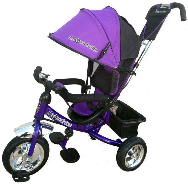 Детский трехколесный велосипед LEXUS TRIKE EVA поворот