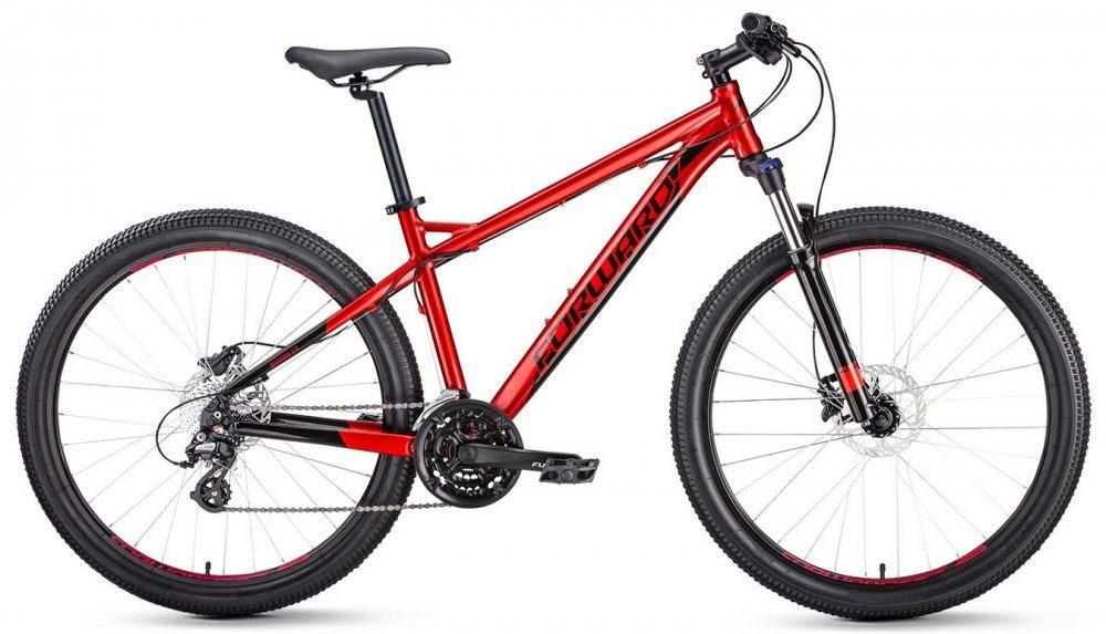 Горный велосипед Forward Quadro 27,5 3.0 disc  (2019-2020)