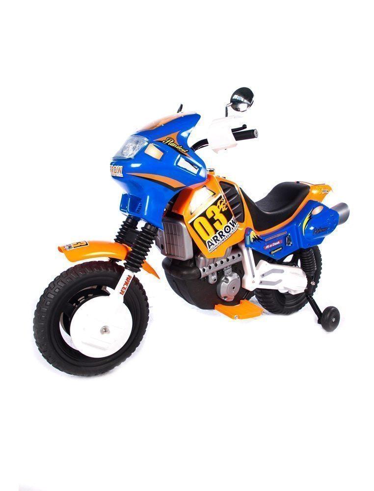 Детский электромотоцикл Jia-Jia A21