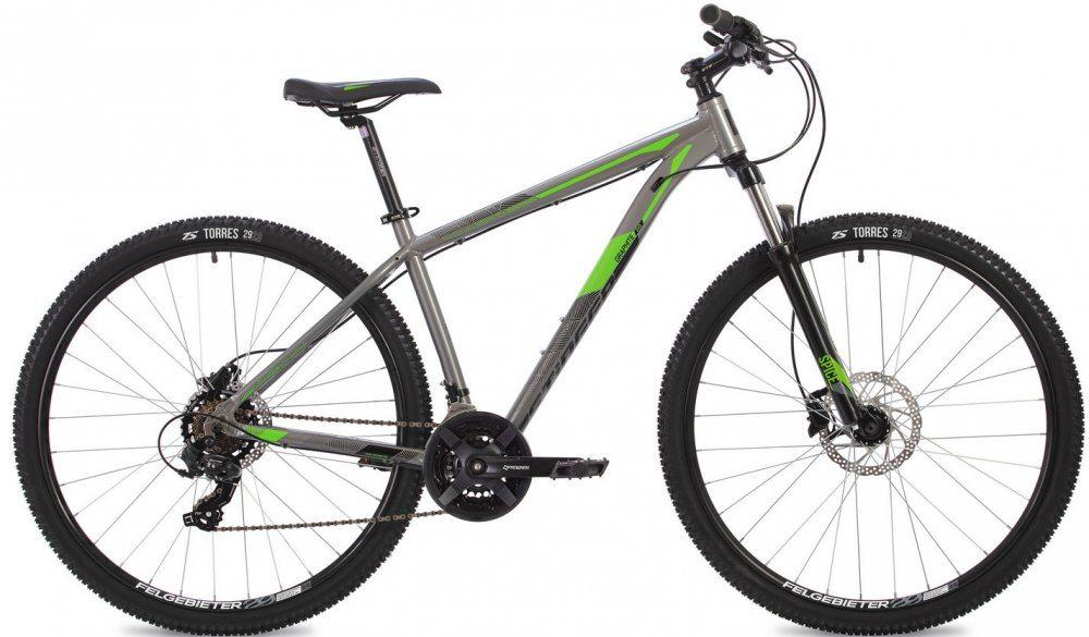 "Горный  велосипед Stinger 27.5"" Graphite Evo 2020"