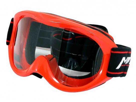 Очки кроссовые G980 MICHIRU красные