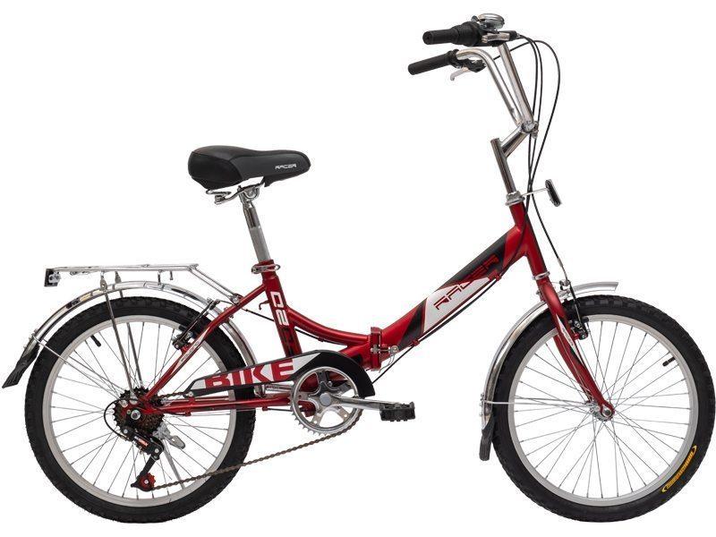 """Велосипед Racer 20"""" 20-6-30"""