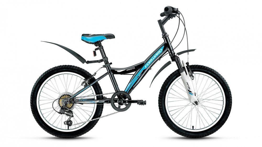 Детский велосипед Forward Dakota 20 2.0 (2017-2018)
