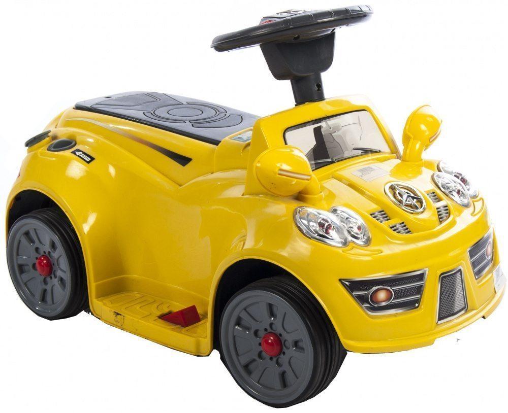 Детский электромобиль B21 R/C с ручкой на радиоуправлении